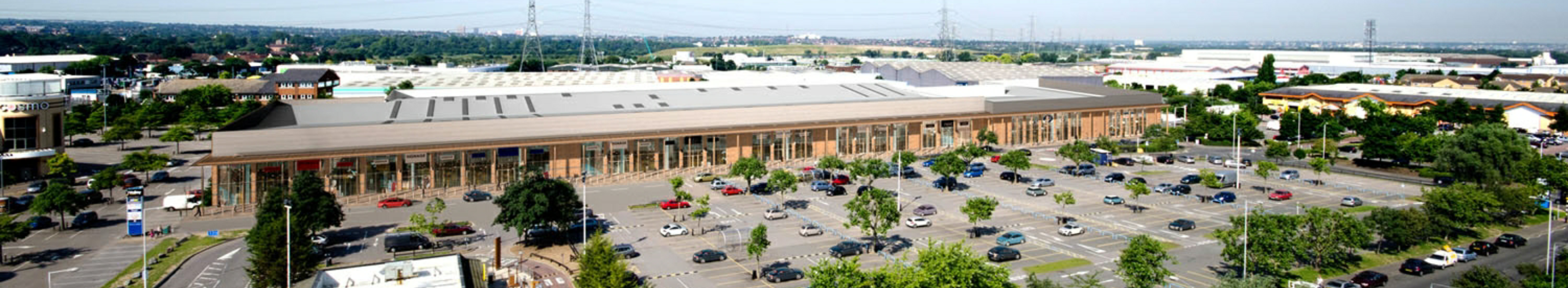 Commercial Units & Industrial Estates