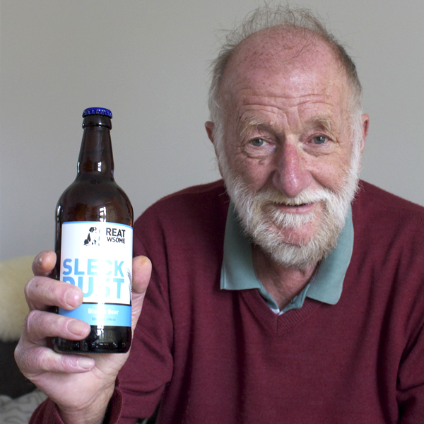Sleck Dust Beer Bottle Review
