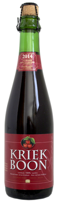 Kriek Boon Beer Review Bottle