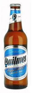 Bottle quilmes argentina lager