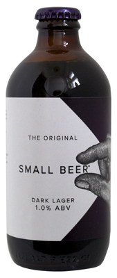 Small Beer Co Bottle Label