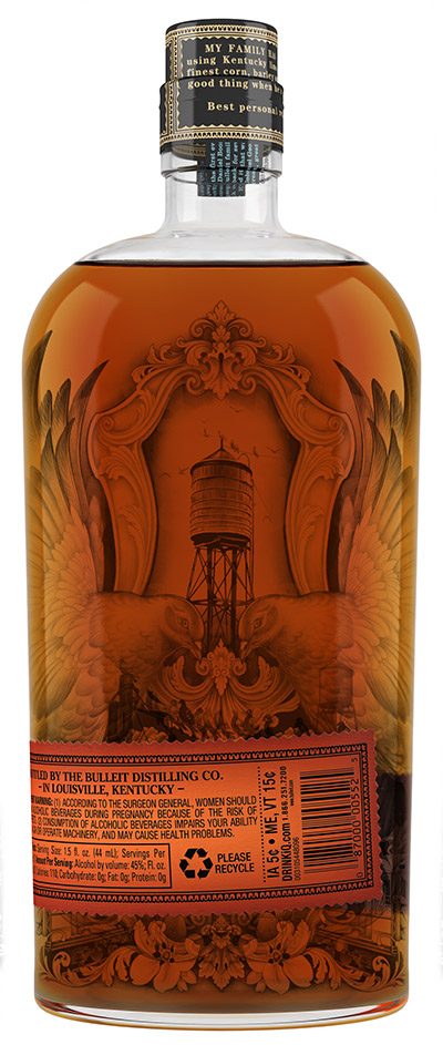 Bulleit Bourbon Limited Edition