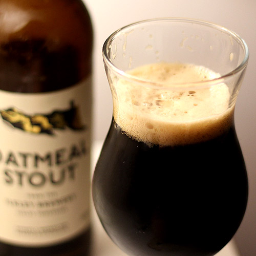 Marks and Spencer oatmeal stout