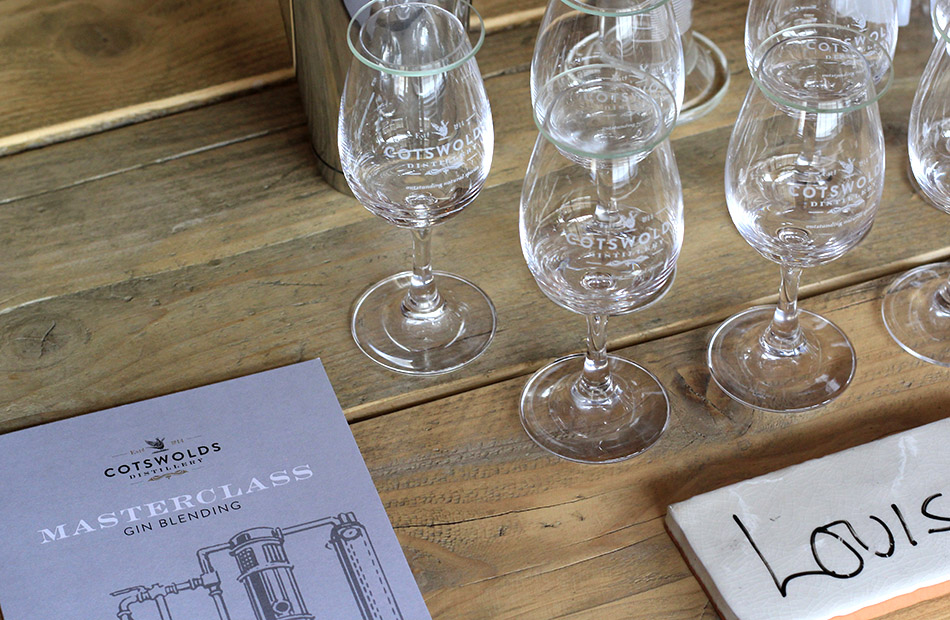 distillery masterclass