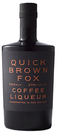 Quick Brown Fox Liqueur Review