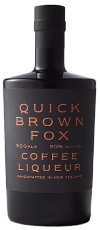 Quick Brown Fox Liqueur Review