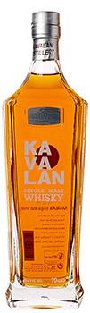 Kavalan Whisky Bottle