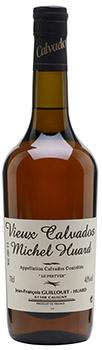 Bottle of calvados