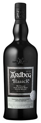review of Ardbeg blaaack